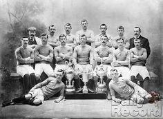 The 1896/97 team. Rangers Team, Rangers Football, Team Photos, My Photos, Grace Slick, Black Apple, Breaking Bad, Glasgow, Art Photography