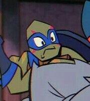 Tmnt Leo, Fan Art, Teenage Mutant Ninja Turtles, Nerd, Fictional Characters, Ninja Turtles, Turtles, Childhood, Cartoon