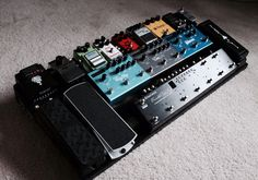 @Strymon Engineering Engineering  there's something else that will complete this board. Coming soon... #mindblowing
