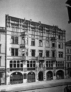 Mohrenstraße 11-12_erbaut 1895-96 von Solf & Wichard_BfAuK_1899