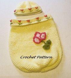 Shark Tale Cocoon Crochet Pattern Free : Baby cocoons on Pinterest Baby Cocoon, Crochet Baby ...