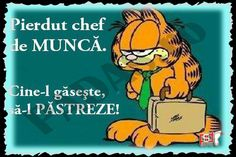 Garfield says - I might as well work. I am in a bad mood anyway. ~ some days I can relate! Garfield Quotes, Garfield Cartoon, Garfield And Odie, Garfield Comics, Garfield Pictures, Cartoon Cats, Funny Pictures Images, Funny Pics, I Hate Work
