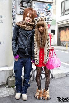 Eek so cute this is from tokyofashion.com