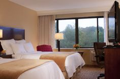 Marriott at Research Triangle Park - Double/Double Room