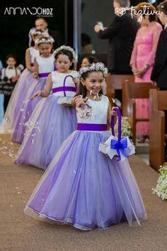 Boda de Brianda Carrillo & Eduardo Olivier  Fotografia.- Armando HDZ Fotografia  #wedding #boda #flowergirls #pajes #weddingday #Merida #Yucatan #Mexico