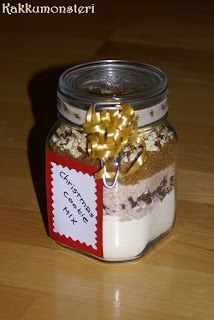 Holidays And Events, Diy Gifts, Christmas Diy, Mason Jars, Oatmeal, Pudding, Breakfast, Desserts, Food