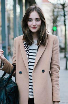 Stripes & Balenciaga