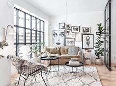 Ιδέες διακόσμησης: 20 σαλόνια για έμπνευση και copy paste | Σπίτι | Ladylike.gr