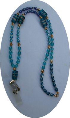 Brighton reno heart scroll crystal badge clip lanyard for Brighton badge holder jewelry