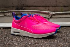 Nike – Wmns Air Max Thea PRM (pink) #Nike #Thea #SUPPA #SNEAKERS