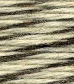 Lion Brand Fishermen's Wool Yarn - Oak Tweed