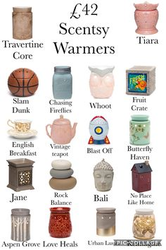£42 Scentsy Warmers check out the full range here https://kimberleygraham.scentsy.co.uk/
