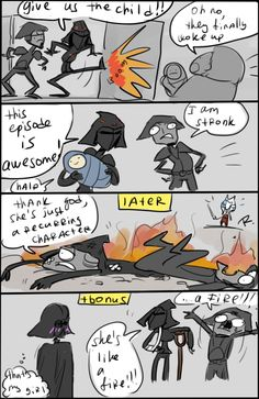 Star Wars Rebels, doodles 9 by Ayej.deviantart.com on @DeviantArt