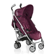 Wózek spacerowy i`coo Pluto Buy Essay Online, Good Student, Plum Purple, Prams, Baby Gear, Children, Kids, Baby Strollers, Pure Products