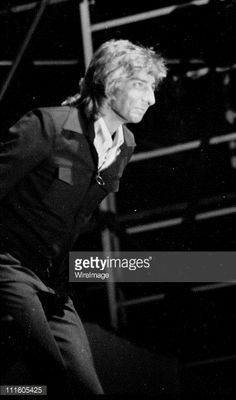 barry manilow getty images | Barry Manilow in Concert at The Schafer Music Festival in New York ...