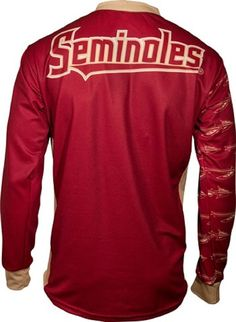 NCAA Men's Adrenaline Promotions Florida State Seminoles MTB Cycling Jersey