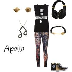 """""""Apollo"""" by fangirl26 on Polyvore"""