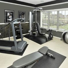 would be so nice to have a little gym