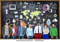Fotografia stock de Student Map | Shutterstock