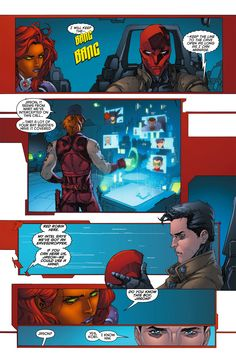 Read Red Hood And The Outlaws 08 page 16 online Nightwing, Batgirl, Redhood And The Outlaws, Red Hood Jason Todd, Bat Boys, Dc Movies, Batman Family, Detective Comics, Comics Online