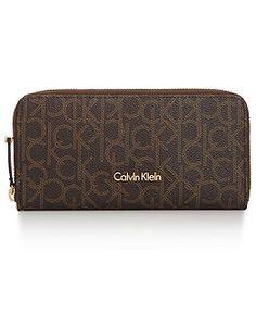 Calvin Klein Handbag Bedford Leather Satchel Calvin