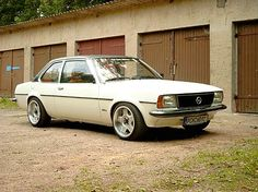 Opel Ascona photos, picture # size: Opel Ascona photos - one of the models of cars manufactured by Opel My Dream Car, Dream Cars, Classy Cars, Vintage Vans, Rear Wheel Drive, Commercial Vehicle, All Cars, Motor Car, Custom Cars
