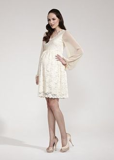 3d8a198ed0b85 Rock-a-Bye Rosie Tallulah Wedding Dress Angelina Jolie Wedding, Maternity  Wear,