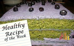 Healthy Recipe of the Week: Kale Cake with Blueberry Frosting | The Independent | St George and Southern Utah News, Events and Culture  Vegan