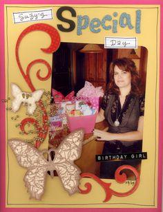 Suzy's Special Day - Scrapjazz.com