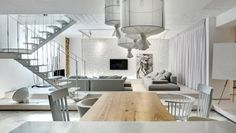 A Bright White Home With Organic Details
