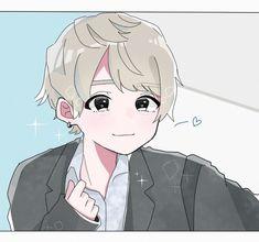 Anime Cat Boy, Cute Anime Boy, Kawaii Anime, Anime Boy Zeichnung, Boy Drawing, Killua, Red Flowers, Haikyuu, Anime Art