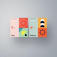 Shape and color exploration by Sophia Umansky Web Design, Shape Design, Layout Design, Design Art, Print Design, Logo Design, Layout Inspiration, Graphic Design Inspiration, Daily Inspiration