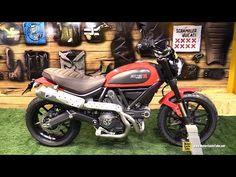 2015 Ducati Scrambler First Ride - MotoUSA - YouTube