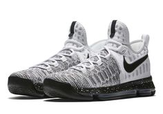 "sneakers  news Nike Continues With Colorless KD 9 Releases In ""Oreo"" Reebok 28f7733f0"