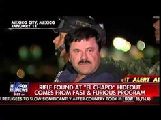 Gun found in El Chapo cache linked to 'Fast and Furious'
