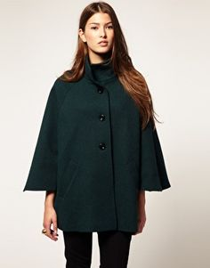Another cape. asos.