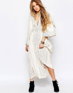 Free+People+Modern+Kimono+Maxi+Dress+in+Pearl