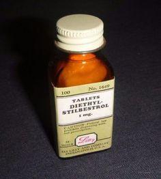 Diethyl-Stilbestrol 1 mg   by DES Daughter