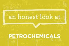 What are Petrochemicals? We're taking an honest look on the Honest Company Blog!