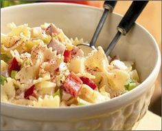 Diabetic Recipes - Diabetic Pasta Salad