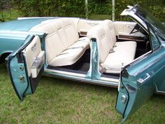 1967 Lincoln Continental Convertible with suicide doors...I sooooooo need this car to drive so I can get my kicks on route 66??