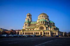 Sofia Sehenswürdigkeiten: Die Alexander Newski Kathedrale