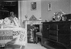 jaren 40 huiskamer