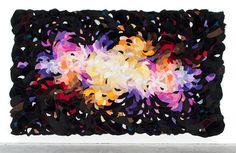 Agustina Woodgate - Milky Ways   Stuffed Animal skins   18 ft x 11 ft   2013