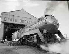 Return to service of 3801 on 15 November 1986 - State Rail Authority of NSW Newcastle Nsw, Train Pictures, Black N White Images, Modern Artists, My Town, Steam Locomotive, Color Photography, Australia, In This Moment