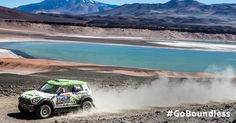 Hot shot. MINI sets a fierce pace at the Dakar Rally 2015. Click to read all about it.