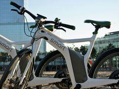 """""""Heute bin ich Fahrrad gefahren, ein smart ebike, am Strand von Barcelona!"""". Ein Satz, den ich vermutlich sonst nie ausgesprochen hätte. Das letzte"""
