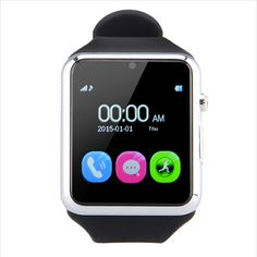 What this a phone and camera??? The Original Bluetooth smart watch Is still the hottest smart/phone/watch in the market placefor Samsung /android phone support SMI/TF FM Radio SIM