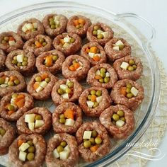 Today is the blessings of the days Guest preparations Dish meatballs . Lunch Recipes, Meat Recipes, Cooking Recipes, Breakfast Items, Middle Eastern Recipes, Turkish Recipes, Snacks, Finger Foods, Food And Drink
