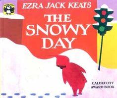 The Snowy Day(ゆきのひ) 作・絵: エズラ・ジャック・キーツ